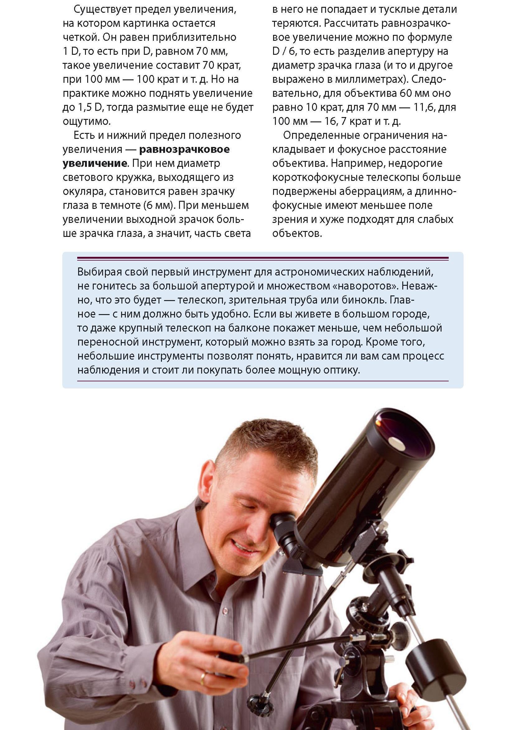 Как сделать простейший телескоп своими руками all-he 95