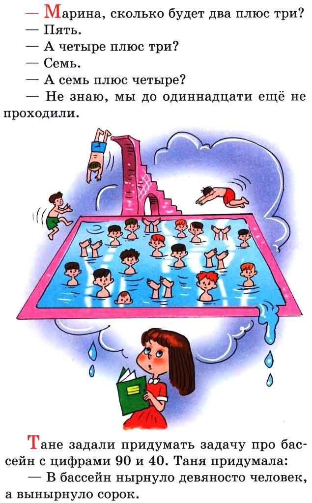 Анекдоты Про Школьную